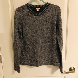 NWOT Silver J Crew Sweater